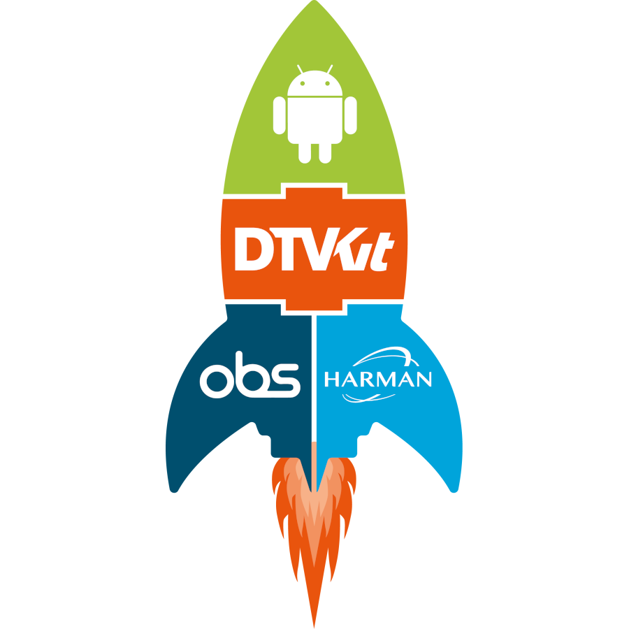 DTVKit, HARMAN and Ocean Blue Software collaboration
