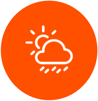 MHEG provides interactive features such as weather